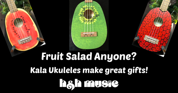 Kala Ukuleles are FUN!
