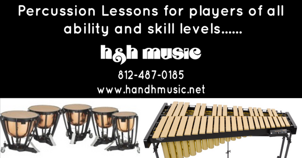 Percussion Lessons - Immediate Openings!