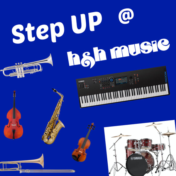 What is a Step UP instrument?