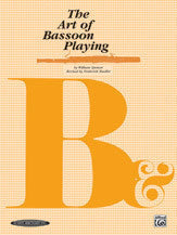 The Art of Bassoon Playing - Spencer/Revised by Mueller - H & H Music