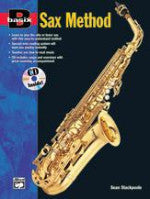 Basix - Sax Method - With CD - Stackpoole