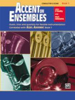 Accent on Ensembles Book 1 - H & H Music
