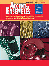 Accent on Ensembles Book 2 - H & H Music