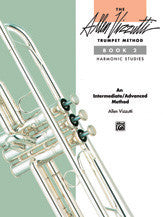 The Allen Vizzutti Trumpet Method - Book 2 - Harmonic Studies - Vizzutti - H & H Music