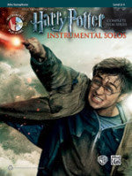 Harry Potter - Complete Film Series - Instrumental Solos - Level 2-3 - With CD