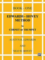 Edwards-Hovey Method for Cornet or Trumpet - Book One - Edwards/Hovey - H & H Music