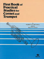 First Book of Practical Studies for Cornet and Trumpet - Getchell/Edited by Hovey - H & H Music