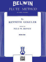 Belwin Flute Method - Gekeler - Edited by Hovey