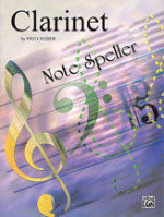 Clarinet Note Speller - Weber - H & H Music