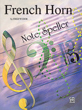 French Horn Note Speller - Weber - H & H Music