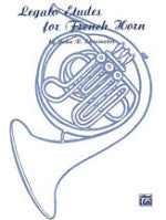 Legato Etudes for French Horn - Shoemaker - H & H Music