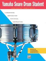 Yamaha Snare Drum Student - A Beginning Method for Individual Instruction - Kinyon/O'Reilly
