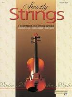 Strictly Strings - Book 1 - Dillon/Kjelland/O'Reilly