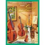Artistry in Strings - Book 1 - Book Only - Frost/Fischbach