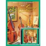 Artistry in Strings - Book 2 - Book and CD - Frost/Fischbach