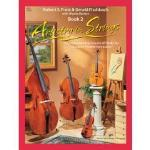 Artistry in Strings - Book 2 - Book Only - Frost/Fischbach