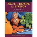 Bach and Before for Strings - Newell