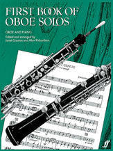 First Book of Oboe Solos - Oboe and Piano - Faber - H & H Music