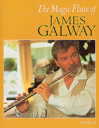 The Magic Flute of James Galway - Various Composers