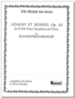 Adagio Et Rondo, Op. 63 - Singelee/Compiled and Edited by Ronkin - H & H Music