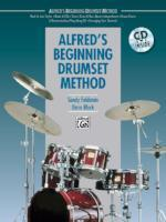 Alfred's Beginning Drumset Method - With CD - Feldstein/Black - H & H Music