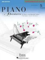 Faber - Piano Adventures - Level 2A - H & H Music