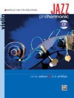 Jazz Philharmonic - Book and CD - Sabien/Phillips