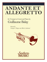 Andante Et Allegretto - Balay - H & H Music