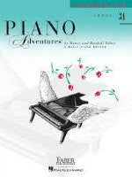 Faber - Piano Adventures - Level 3A - H & H Music