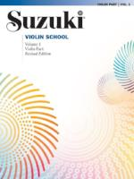 Suzuki Violin School - Volumes 1-10 - Book Only