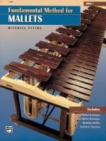Fundamental Method for Mallets - Book 1 or 2 - Peters