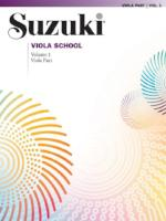 Suzuki Viola School - Volumes 1-10 - Book Only