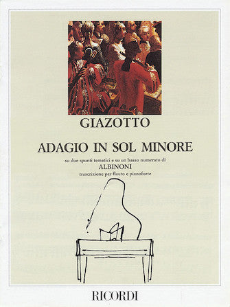 Adagio in Sol Minore - Giazotto/Transcribed by Leskò