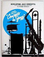 Developing Jazz Concepts for Saxophone (and other instruments) - Niehaus - H & H Music