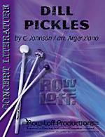 Dill Pickles - Johnson/Arranged by Argenziano
