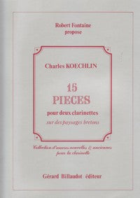 15 Pieces - Koechlin