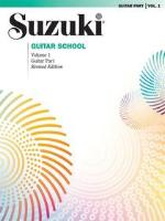 Suzuki Guitar School - Volumes 1-9 - Book Only