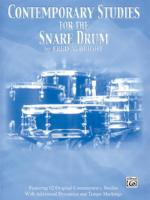 Contemporary Studies for the Snare Drum - Albright - H & H Music