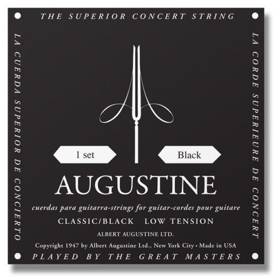 Augustine Classical Guitar Strings - Low Tension