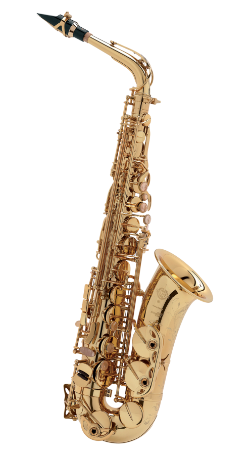 Selmer Paris Alto Saxophone - 62JHA - with Harmonic Mechanism