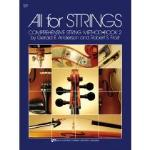 All for Strings - Comprehensive String Method - Book 2 - Anderson/Frost