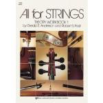 All for Strings - Theory Workbook 1 - Anderson/Frost