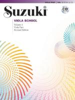 Suzuki Viola School - Volumes 1-9 - Book and CD