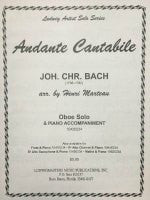 Andante Cantabile - Bach - H & H Music