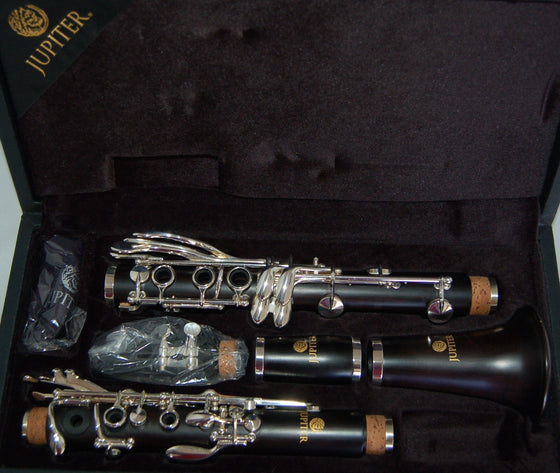 Jupiter Intermediate Clarinet JCL-1100S - H & H Music