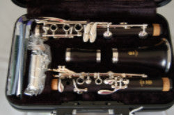 Yamaha Intermediate Clarinet YCL-450