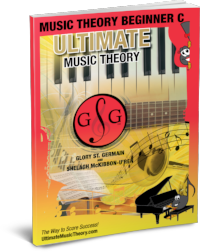 Ultimate Music Theory - Music Theory Beginner C - TBC