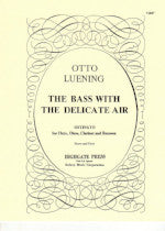 The Bass with the Delicate Air - Luening