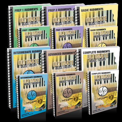 Ultimate Music Theory - Ultimate Teacher Pack (UTP)