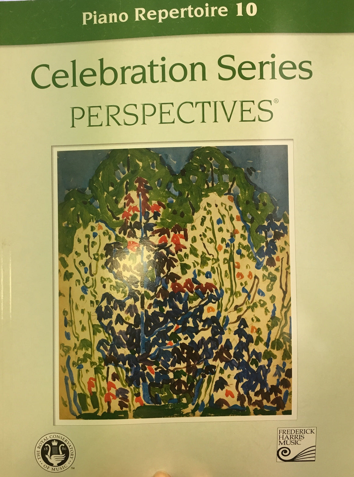 Celebration Series, Perspectives, Level 10 - H & H Music